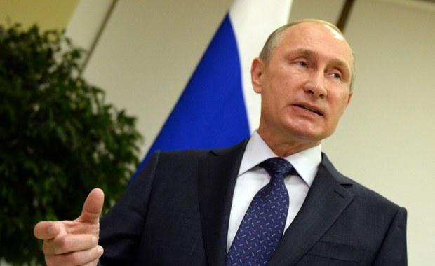 Utopić Putina w ropie