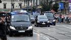 Utrudnienia na trasie Kraków-Częstochowa. Papież jedzie na Jasną Górę samochodem