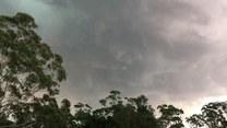 Uwaga! Nadchodzi burza. Będzie lało i wiało