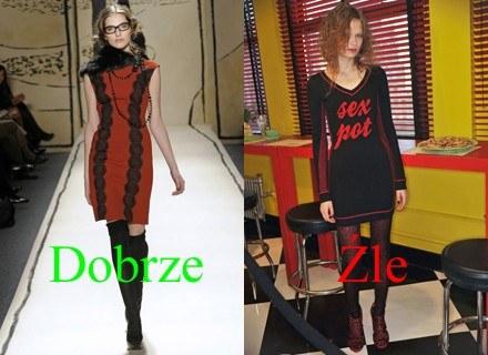 Uważaj na napisy na ubraniach /East News/ Zeppelin