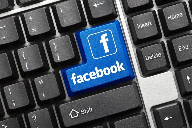 Użytkownicy Facebooka znów stali się celem oszustów /123RF/PICSEL