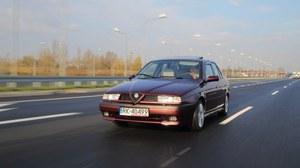 Używana Alfa Romeo 155 (1992-1998)