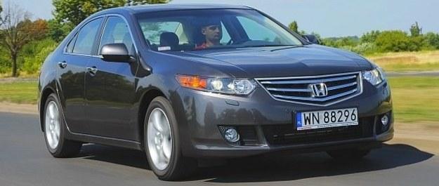 Używana Honda Accord VIII