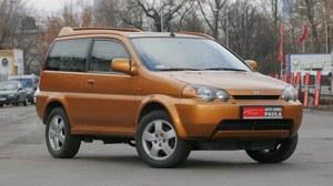 Używana Honda HR-V (1999-2006)
