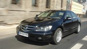 Używana Honda Legend (2004-2012)