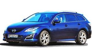 Używana Mazda 6 II (2007-2012)