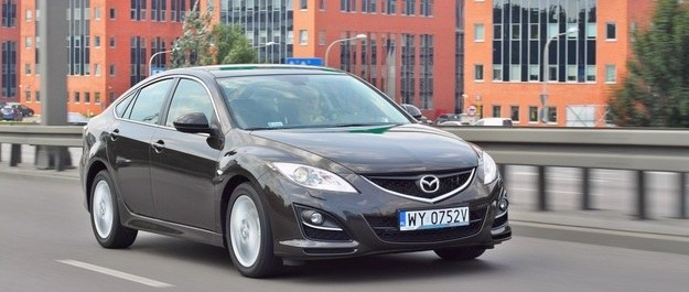 Używana Mazda 6 II