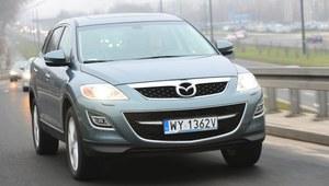 Używana Mazda CX-9 (2006-2016) - opinie użytkowników