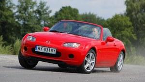 Używana Mazda MX-5 - trwała i dająca sporo frajdy