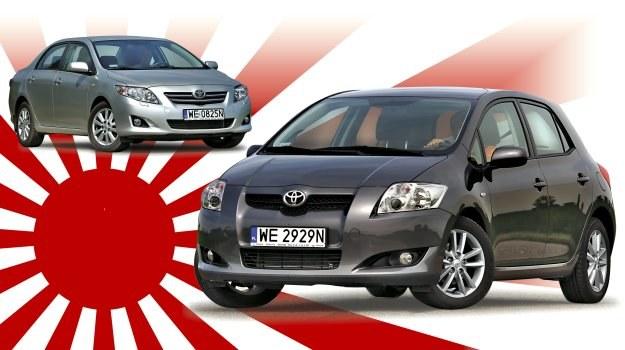 Używana Toyota Auris/Corolla /Motor