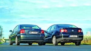 Używana Toyota Avensis II vs Volkswagen Passat B6