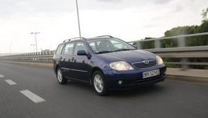 Używana Toyota Corolla 1.6 VVT-i (2004)
