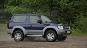 Używana Toyota Land Cruiser J9 (1996-2002)