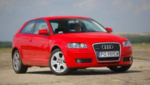 Używane Audi A3 II (2003-2012)