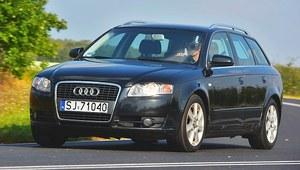 Używane Audi A4 B7 (2004-2007)