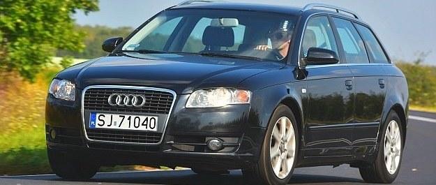 Używane Audi A4 B7