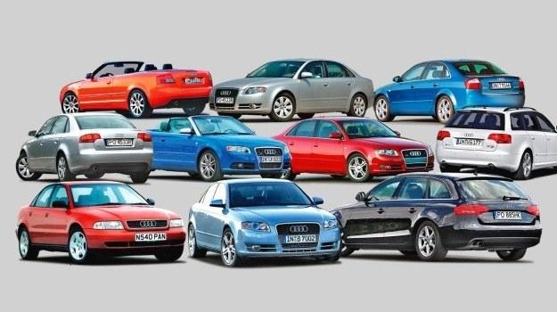 Używane Audi A4 - poradnik kupującego /Motor