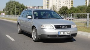 Używane Audi A6 C5 (1997-2004)