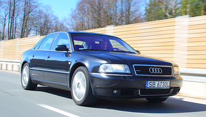 Używane Audi A8 D2 - solidny i komfortowy, ale obarczony ryzykiem