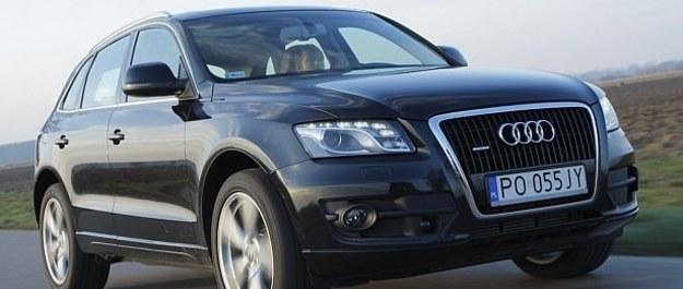 Używane Audi Q5 - nie jest tanie, ale warte polecenia