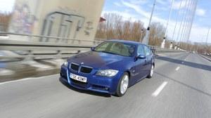 Używane BMW 320d E90 (2007)