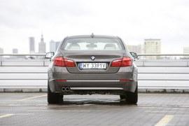 Używane BMW serii 5 (F10)