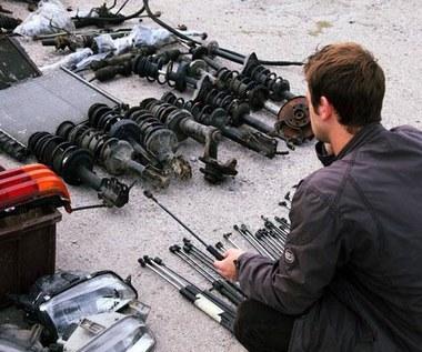 Używane części mogą zagrażać życiu!