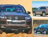 Używane luksusowe SUV-y: Jeep Grand Cherokee, Land Rover Discovery i VW Touareg