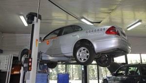 Używane Mercedesy - co się w nich psuje?