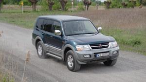 Używane Mitsubishi Pajero III (2000-2006)