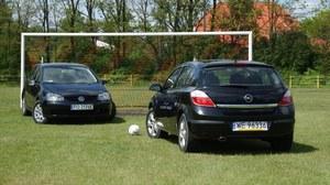 Używane: Opel Astra III, Volkswagen Golf V