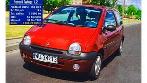 Używane Renault Twingo I (1992-2007/2012)