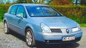 Używane Renault Vel Satis (2001-2009) - brawa za odwagę