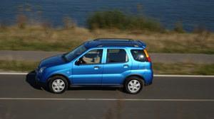 Używane Suzuki Ignis (2004-2007)