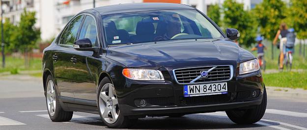 Używane Volvo S80 - nie takie drogie w eksploatacji