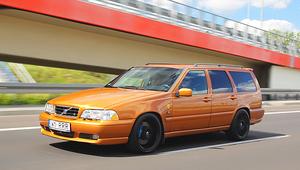 Używane Volvo V70 R - kombi o drapieżnej naturze