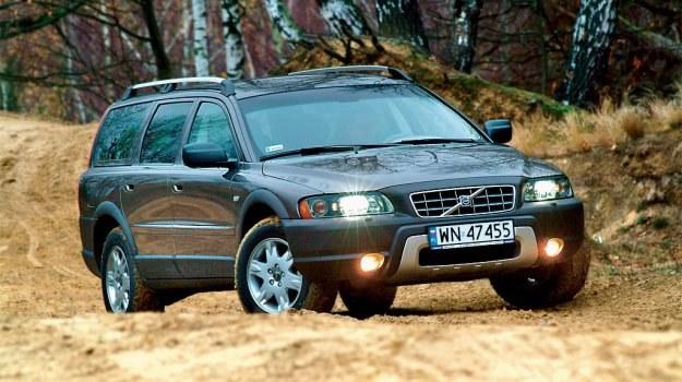 Używane Volvo XC70 (2000-2008) /Motor