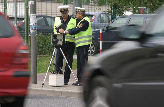 Używanie fotoradu jest określone przepisami / Fot: Stefan Maszewski /Reporter