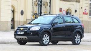 Używany Chevrolet Captiva (2006-2015) - opinie użytkowników