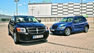 Używany Dodge Caliber i Chrysler PT Cruiser