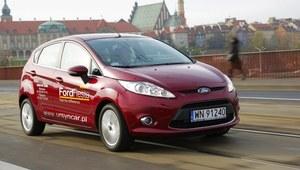 Używany Ford Fiesta VII (2008-)