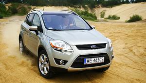 Używany Ford Kuga I (2008-2012)