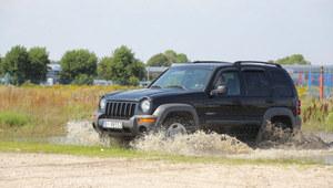 Używany Jeep Cherokee - stara szkoła terenówek