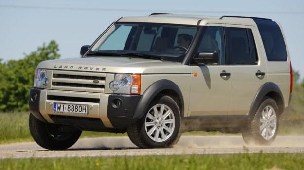 Używany Land Rover Discovery 3 (2004-2009) /Motor