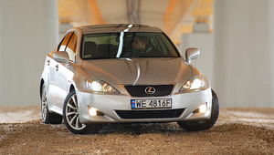Używany Lexus IS II (2005-2012) - opinie użytkowników