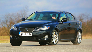 Używany Lexus IS II (2005-2012) - wart polecenia