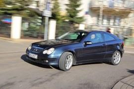 Używany Mercedes C Sportcoupe (CL203)