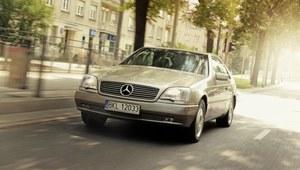 Używany Mercedes CL C140 (1992-1998)