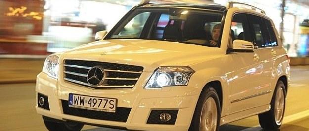 Używany Mercedes GLK - opinie użytkowników