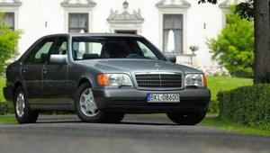 Używany Mercedes klasy S W140 (1991-1998)